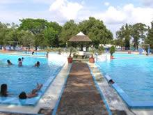 piscinas de las termas de guaviyu