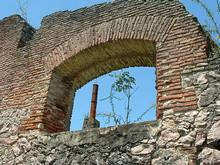 ruinas del saladero de guaviyu