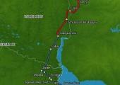 hoja de ruta de buenos aires a termas de guaviyu
